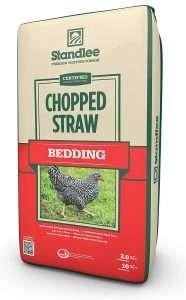 Chopped Straw