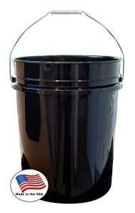 5 Gal Buckets for Free Range Chicken Nesting Box
