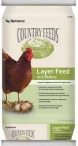 Nutrena Country Feeds Layer Pellets