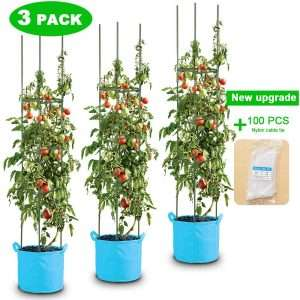 Vegetable Trellis Tomato Cages Plant Supports