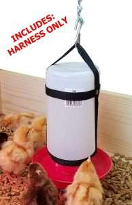 Your Happy Chicks 1 Qt. Hanging Harness (Plastic Only)