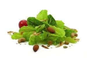 Spanish Onion Trail and Salad Mix