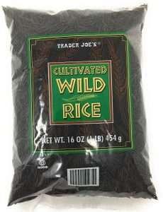 Trader Joe's Wild Rice 16 oz.